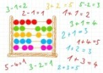 13514874-drawing-of-abacus-on-squared-paper