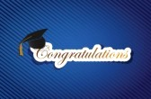 19706290-education-congratulations-sign-background-on-a-blue-lines-pattern