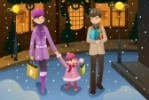 22109383-illustration-of-happy-family-shopping-for-christmas-together-during-the-winter-season