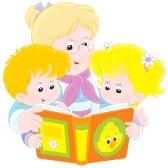27906384-grandma-and-grandchildren-reading