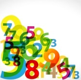 11965593-colorful-numbers-background