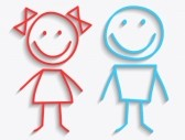 27255600-vector-boy-and-girl-icons