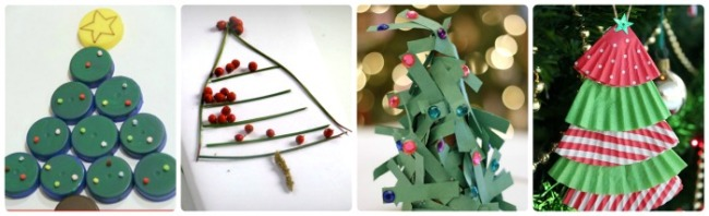 Christmas-tree-crafts-to-make-with-the-kids