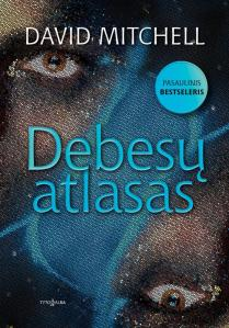 "Davido Mitchello ""Debesų atlasas"""