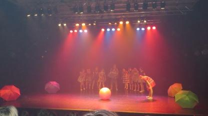 9. Spektaklio akimirkos