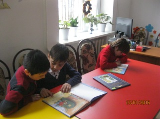 The young readers from Moldova