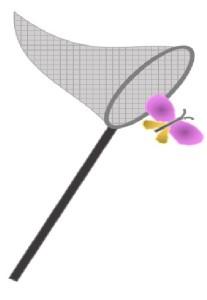 tinklelis drugeliui