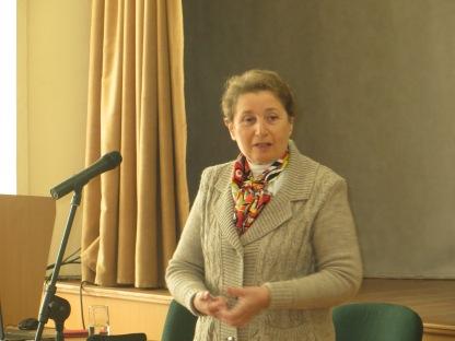 Psichologijos mokslų daktarė Jelena Gončiarova