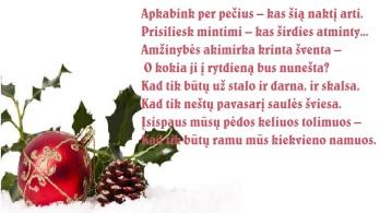 Kalėdos 2016