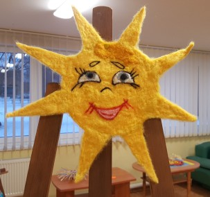 3. Saulės šypsena