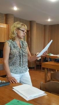 Poetė Elena Karnauskaitė