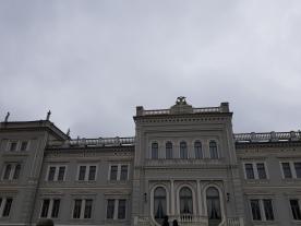 Oginskių rūmai Plungėje